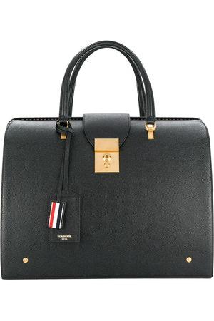 Thom Browne Reisetasche aus Leder