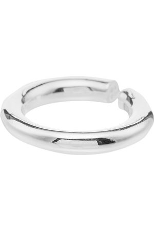 ALL BLUES Damen Ringe - Doppelter Ring aus Sterlingsilber