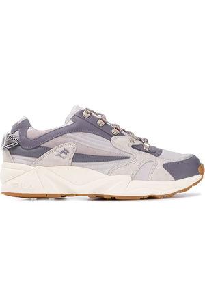 ASTRID ANDERSEN Colour block low-top sneakers