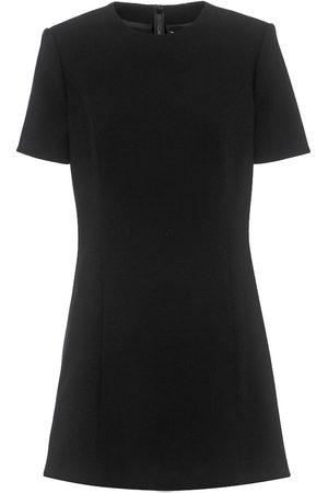 Saint Laurent Damen Freizeitkleider - Minikleid aus Wolle