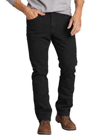 Eddie Bauer Herren Straight - Flex Jeans mit Flanellfutter - Straight Fit Gr. 30 Länge 32