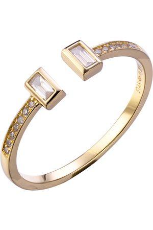 Stardiamant Ring - Brillant Gelbgold 585 - D6498G