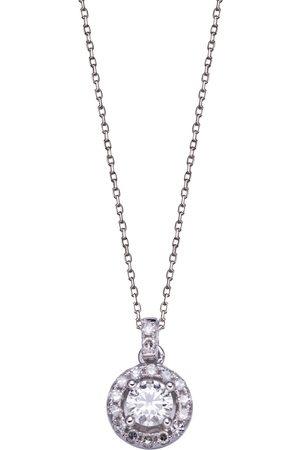 Stardiamant Collier - Brillant Weiß 585 - D3115W