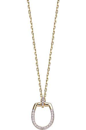 Stardiamant Collier - Brillant Gelbgold 585 - D3230G