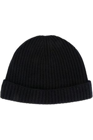 N.PEAL Gerippter Kaschmir-Mütze