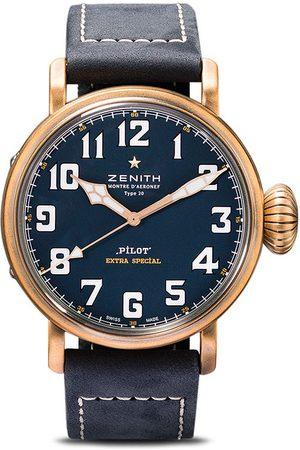 Zenith Pilot Type 20 Extra Special' Fliegeruhr, 40mm - BLUE