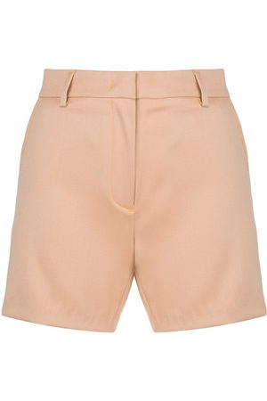 Sies marjan Sienna tailored mini-shorts - Nude