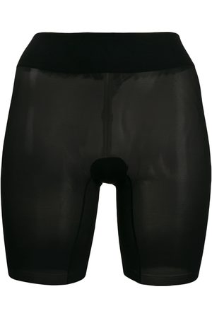 Wolford Shorts mit Sheer-Effekt