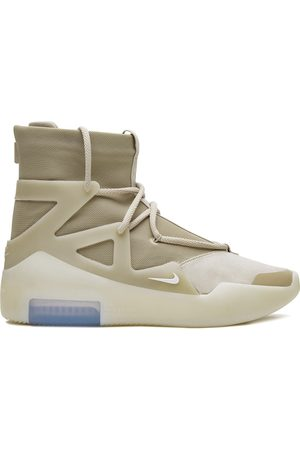 Nike Air Fear Of God 1' High-Top-Sneakers - Nude