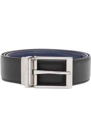 Burberry Reversible buckle belt