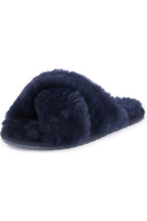 Emu Lammfell-Pantolette
