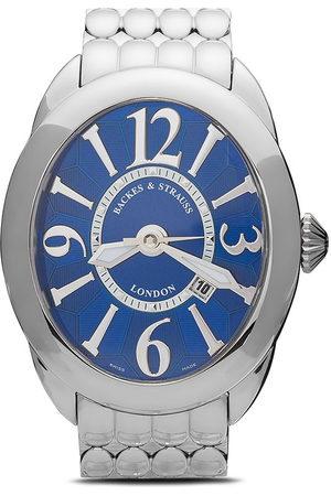 Backes & Strauss Regent Steel 4452' Armbanduhr, 52mm - BLUE