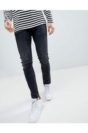 River Island Skinny-Jeans in verwaschenem