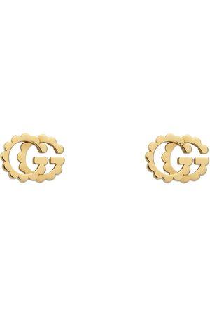 Gucci GG Nieten aus Gelbgold
