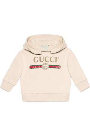 Gucci Baby Pullover mit Logo