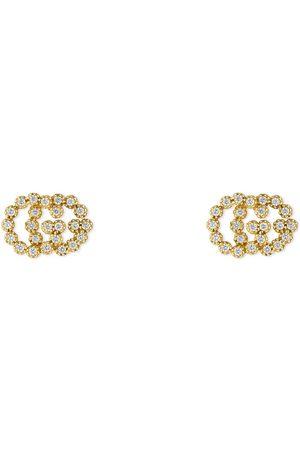 Gucci Damen Uhren - GG Nieten mit Diamanten