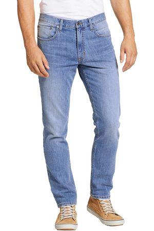 Eddie Bauer Flex Jeans - Straight Fit Herren Gr. 38 Länge 32