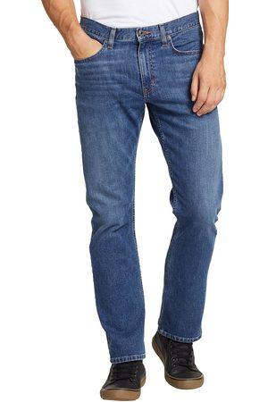 Eddie Bauer Flex Jeans - Straight Fit Gr. 38 Länge 32