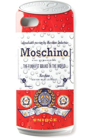 Moschino Drink ' iPhone 5-Hülle - Mehrfarbig