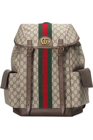Gucci Rucksack mit Monogrammmuster