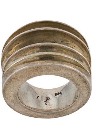 PARTS OF FOUR Foldform Crescent' Ring