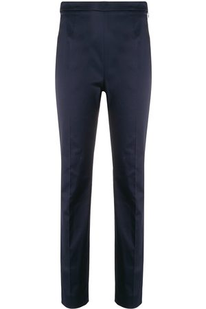 Prada High-waisted straight trousers