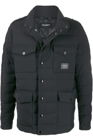 Dolce & Gabbana Double facing padded jacket