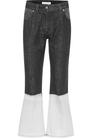 J.W.Anderson High-Rise Flared Jeans