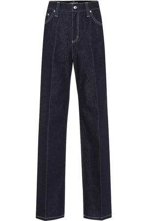 Chloé High-Rise Straight Jeans