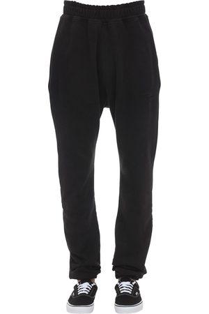 ROUGH Washed Black Sweatpants