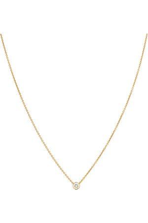 SOPHIE BILLE BRAHE Halskette Diamant Simple aus 18kt Gelbgold mit Diamant