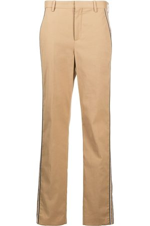 Neil Barrett Side stripe chinos - Nude