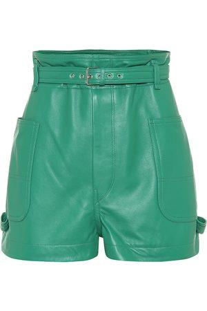 Isabel Marant Shorts Xike aus Leder