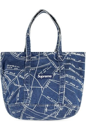 Supreme Gonz Map' Jeans-Shopper