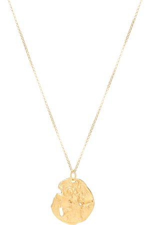 Alighieri Vergoldete Halskette St. Christopher