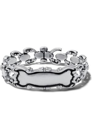 Duffy Jewellery ID' Armband - SILVER
