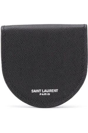 Saint Laurent Herren Geldbörsen & Etuis - Portemonnaie mit Logo