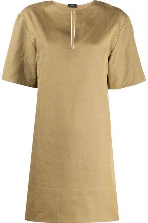 Joseph Long-line tunic top