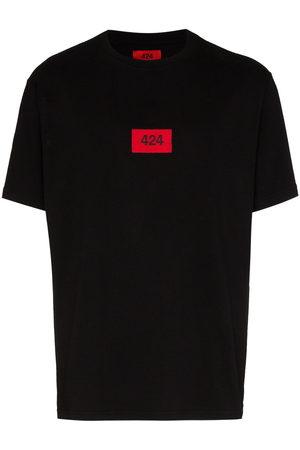 424 FAIRFAX Logo print cotton T-shirt