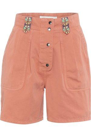 Etro Shorts aus Baumwolle