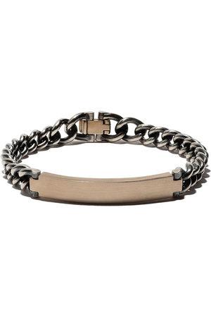 Hum Identity' Armband - Silver and