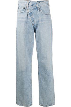 AGOLDE Jeans mit geradem Bein