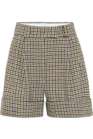 Miu Miu Shorts aus Wolle