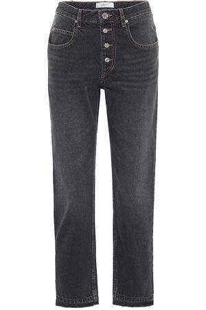 Isabel Marant, Étoile Cropped Straight Jeans Garance