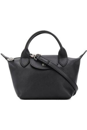 Longchamp Le Pliage Cuir' Mini-Tasche
