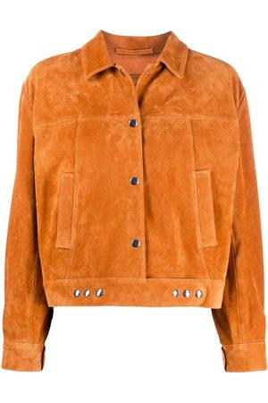 Prada Boxy buttoned jacket