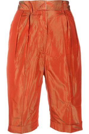 Jean Paul Gaultier 1990s Shorts mit hohem Bund