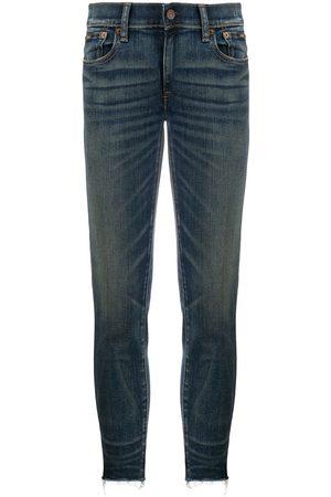 Polo Ralph Lauren Gekürzte Skinny-Jeans