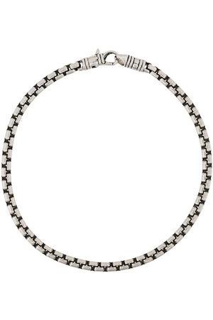 TOM WOOD Chain link bracelet - Metallisch