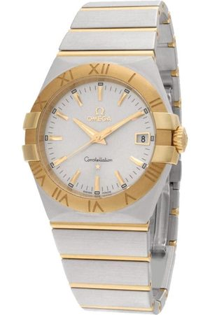 Omega 2017 pre-owned Constellation, 33mm